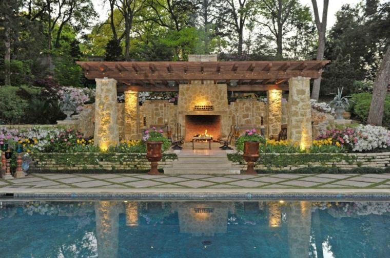 Déco piscine extérieure 50 idées en photos