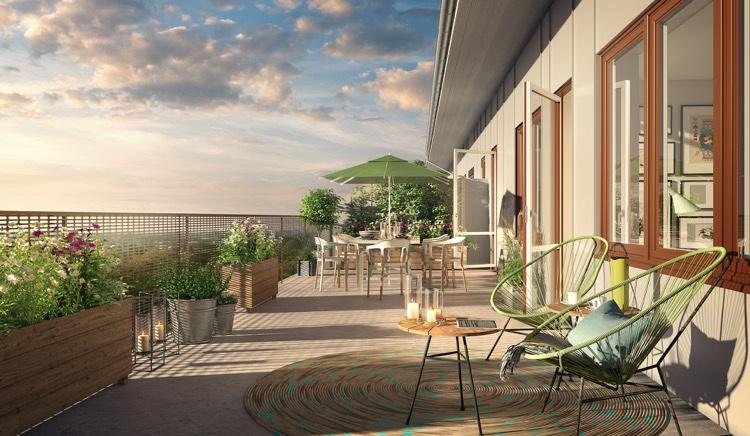 Déco terrasse appartement 35 propositions qui vous