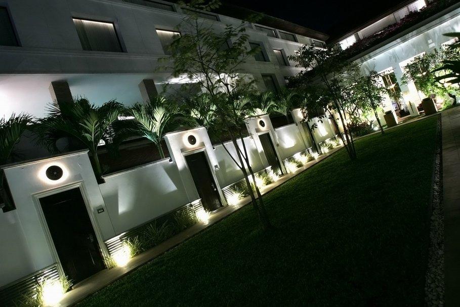 Deco terrasse exterieur maison Mc immo