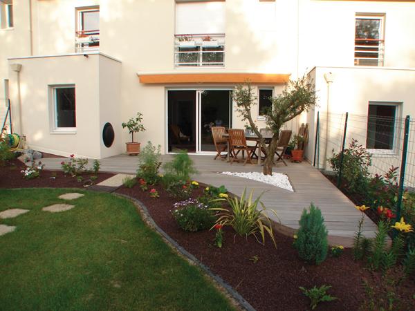 décoration terrasse exterieure maison