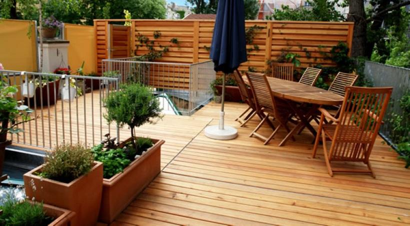idee décoration terrasse maison