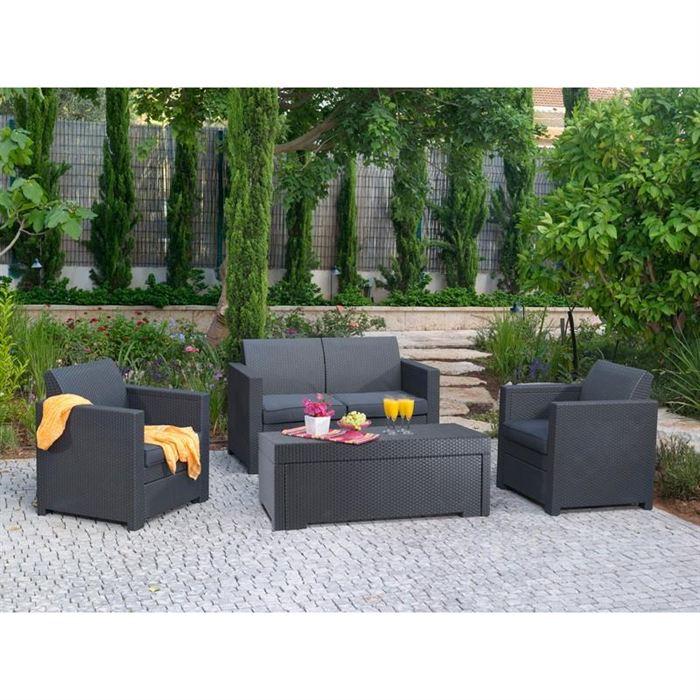 Destockage Salon De Jardin Concept