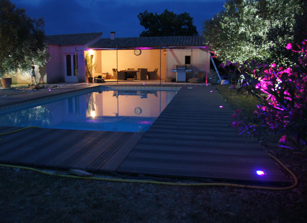 Deco Led Eclairage Idées déco pour les piscines