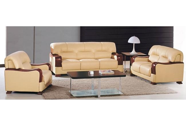 Ensemble 3 pièces canapé 3 places 2 places fauteuil en