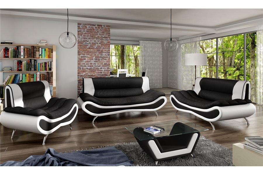 Ensemble de canapé design 3 2 Ori chloe design
