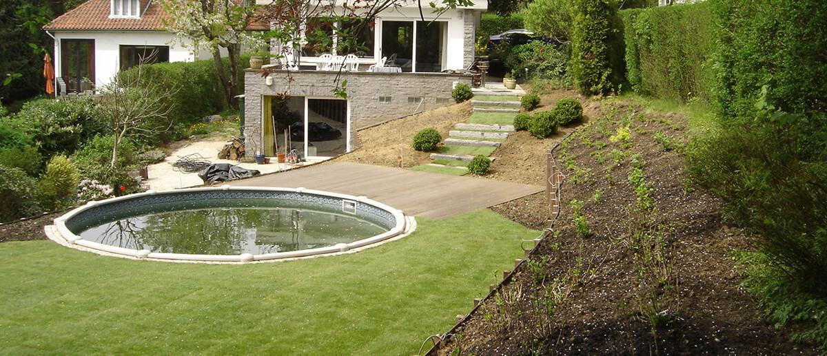 Bonus Entreprises Aménagement extérieur de jardin et de