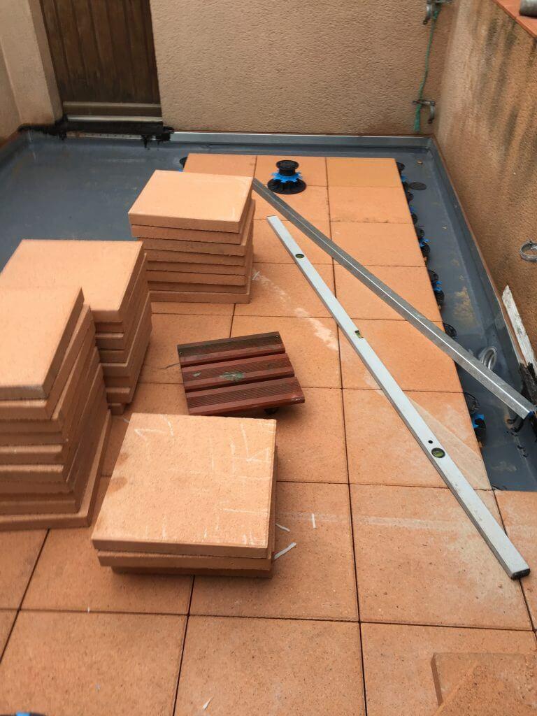 Entreprise étanchéité Terrasse étanchéité Terrasse 2 C2z Entreprise