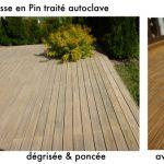 Entretien Terrasse Bois L'entretien De Votre Terrasse En Bois Vente De Produits