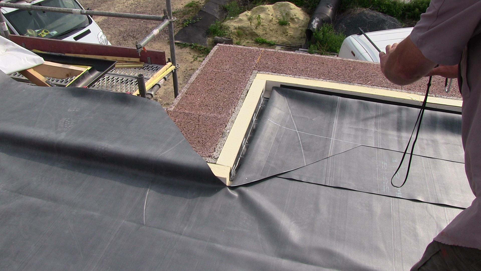 Étanchéité toiture quelles solutions Projector Global