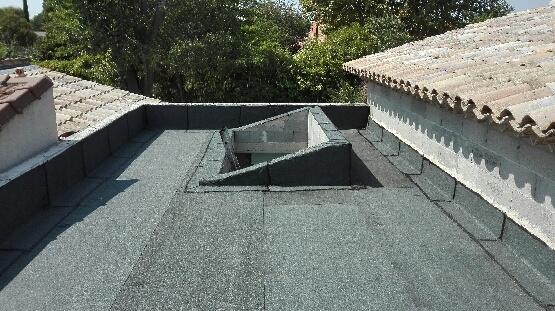 Etanchéite toiture terrasse à St Remy de Provence