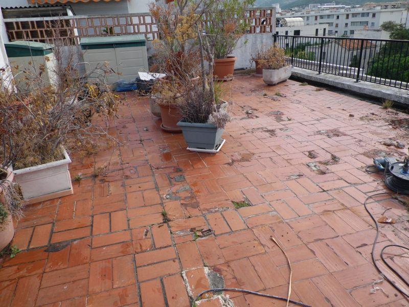 Réfection d'une étanchéité sur terrasse à Marseille