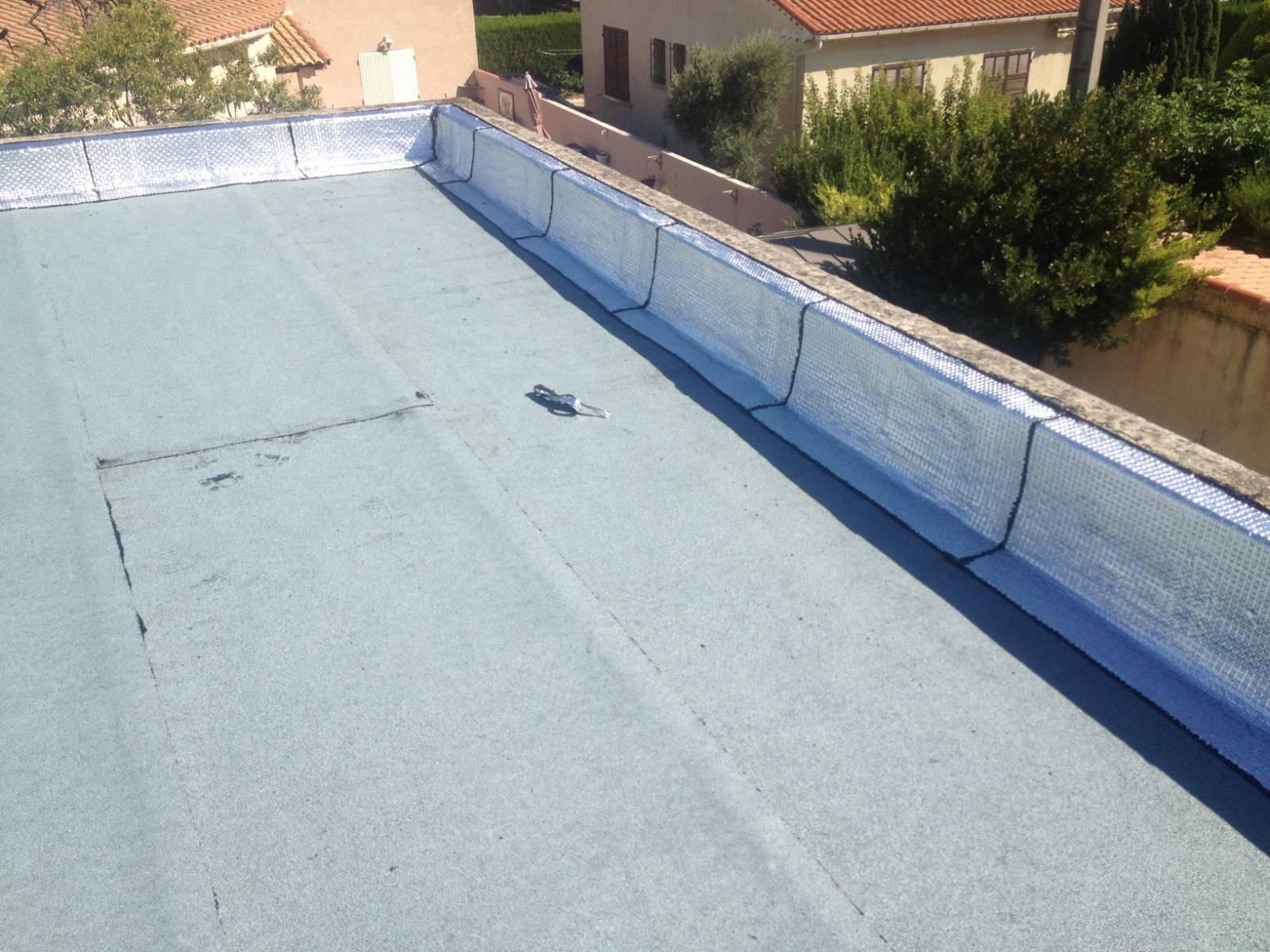 Choisir la bonne étanchéité de ma toiture terrasse toit