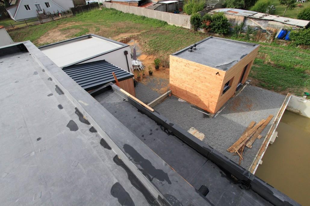 Étanchéité toit EPDM Nantes toit terrasse CBT44