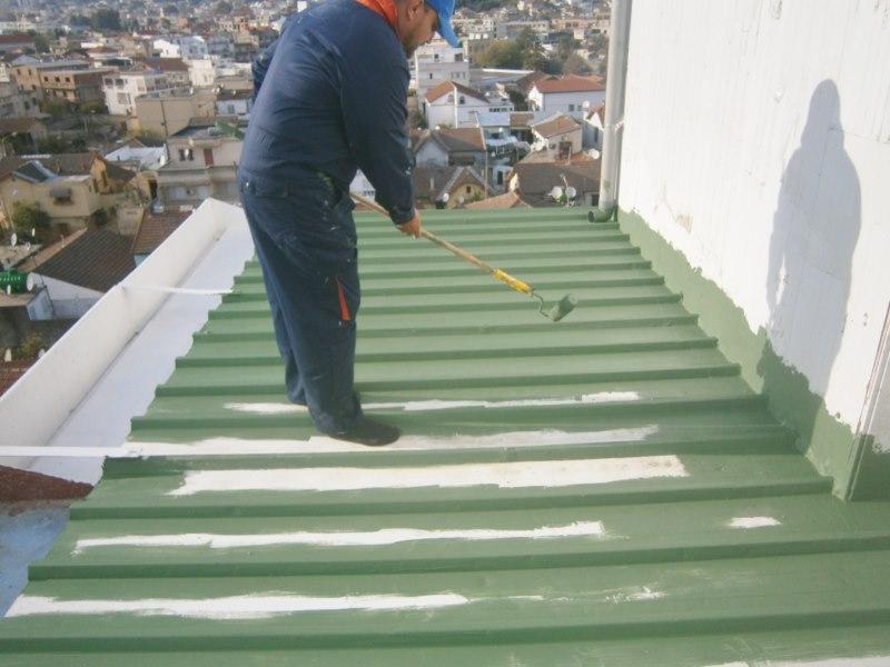 Produit d étanchéité pour toiture ARCAFILM etancheite
