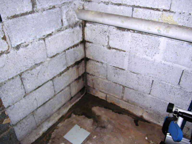 Cuvelage de cave et sous sols un traitement anti