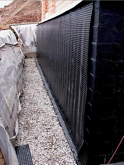 Dossier Imperméabiliser les fondations contre l humidité