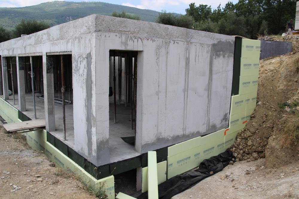 Etancheite sous sol Etanchéité Et isolation Des Murs Enterrés