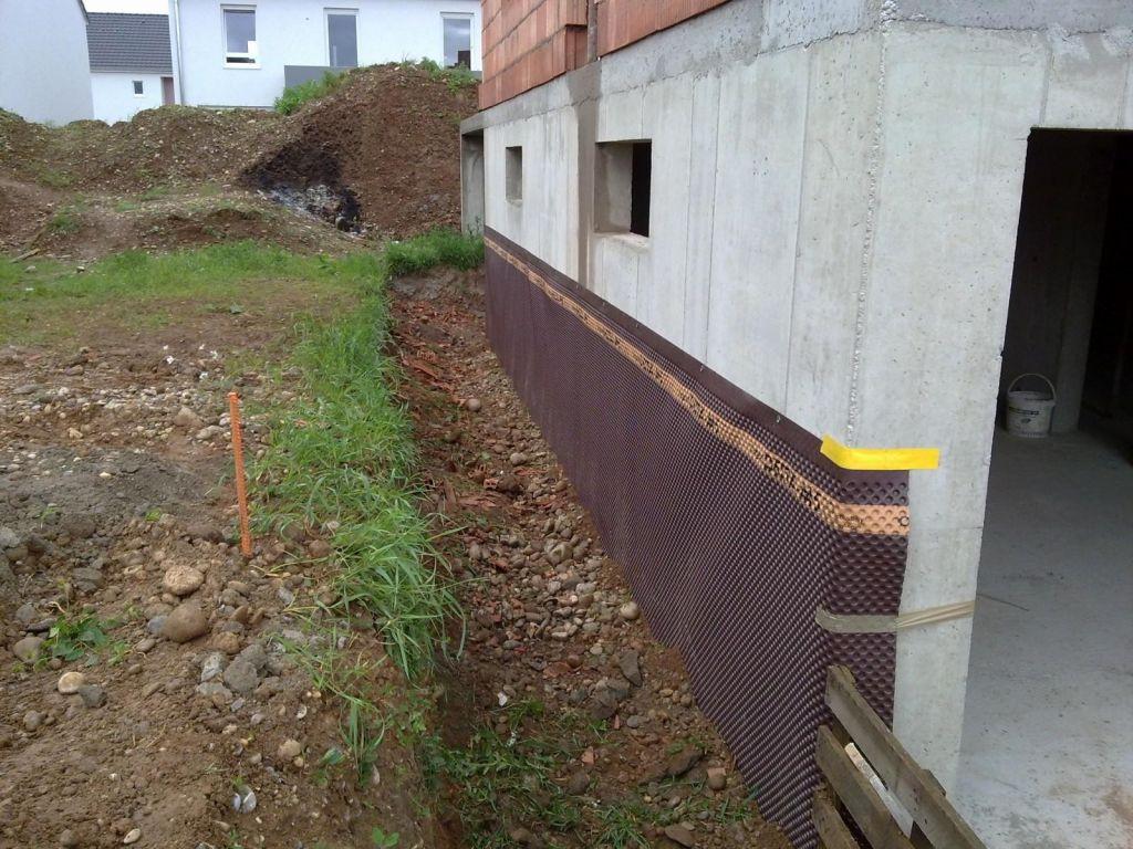 Idées De Design Etancheite Mur Interieur sous sol