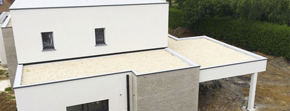 Etancheite toit beton