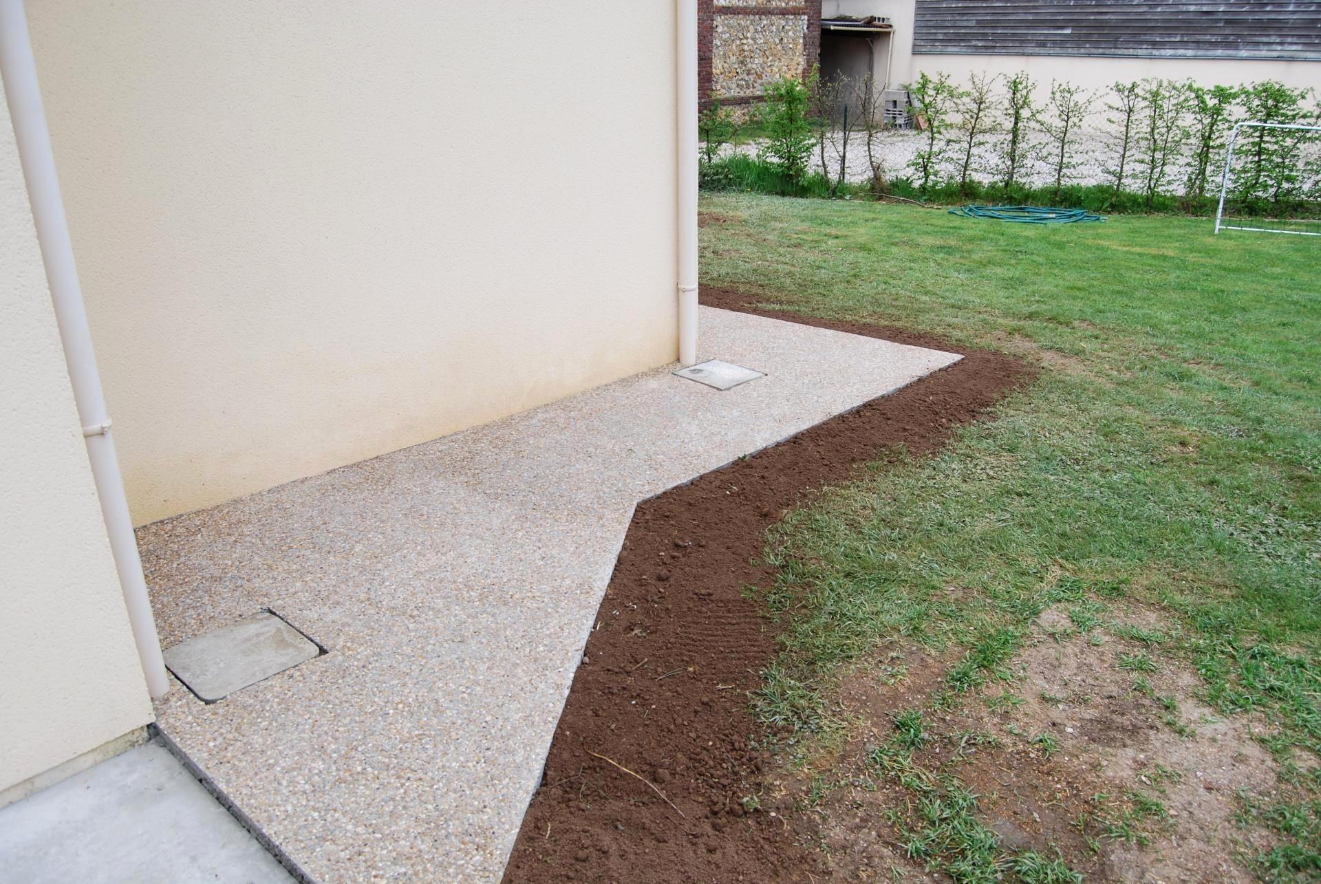Etancheite Terrasse Beton Avant Carrelage Inspirant