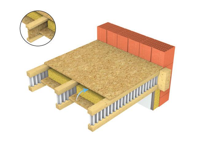 Etancheite toit Terrasse Bois Gipen Systemes Constructifs Professionnels toiture