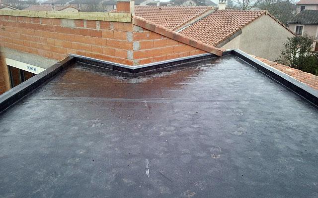 Etancheite toiture terrasse membrane – Tableau isolant