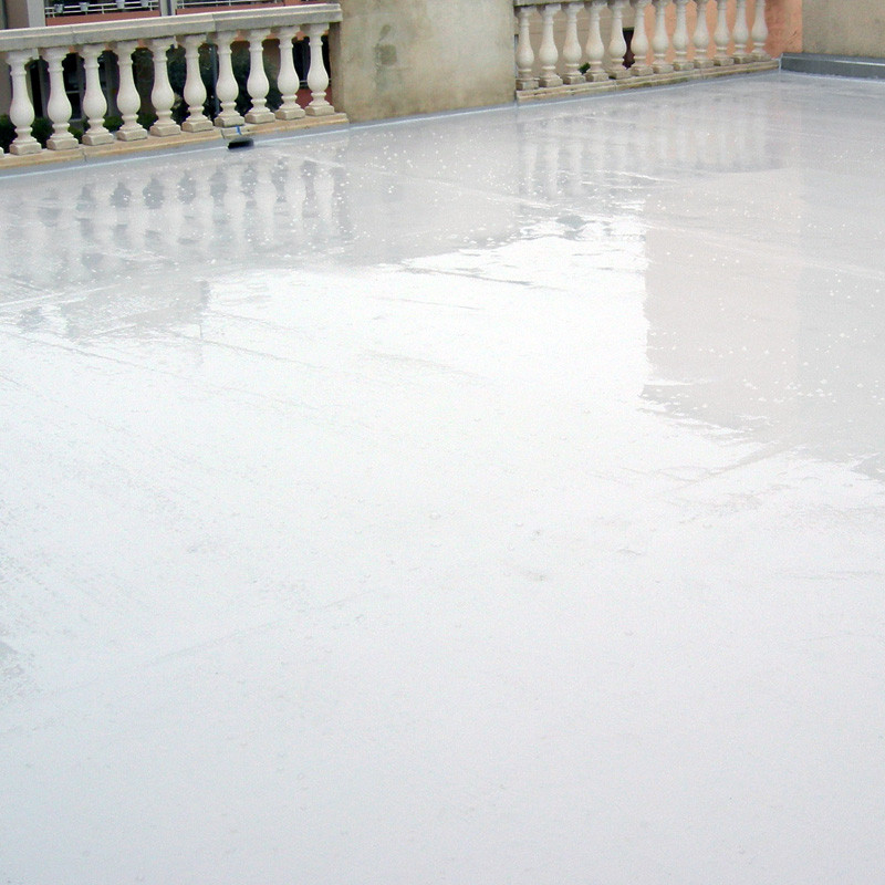 Produit étanchéité toit plat terrasse Résine Arcathan
