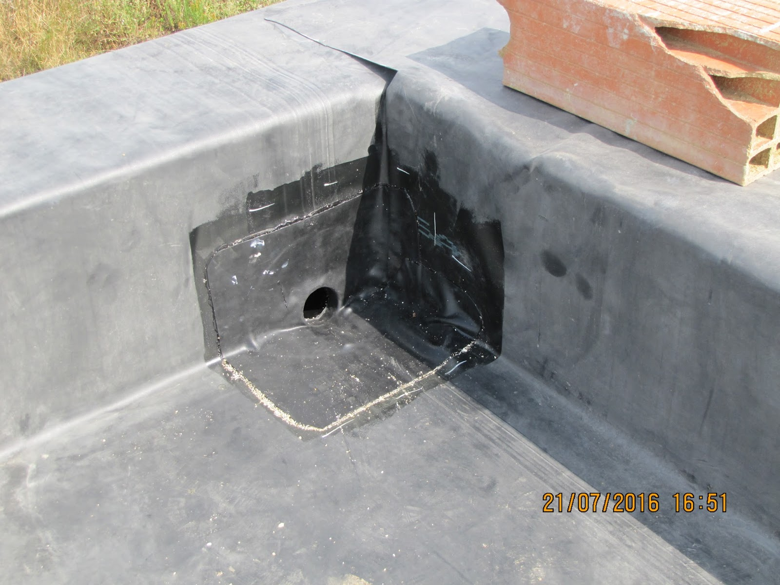evacuation eaux pluviales toit terrasse 28 images