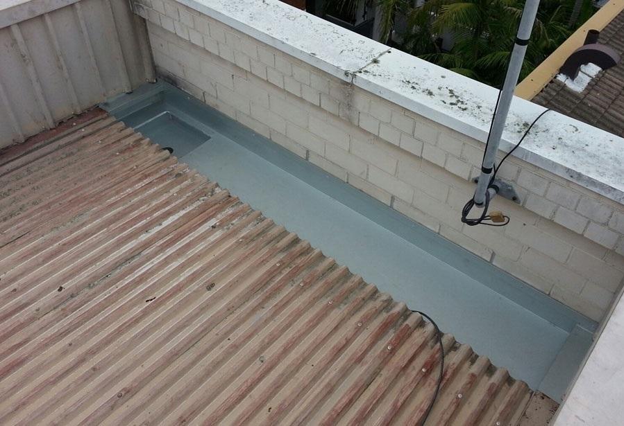 Gestion des eaux pluviales pour une toiture terrasse