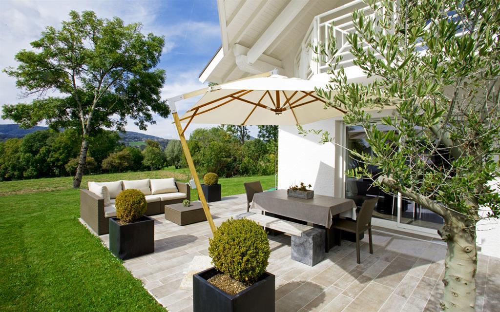 Déco terrasse plein sud Exemples d aménagements