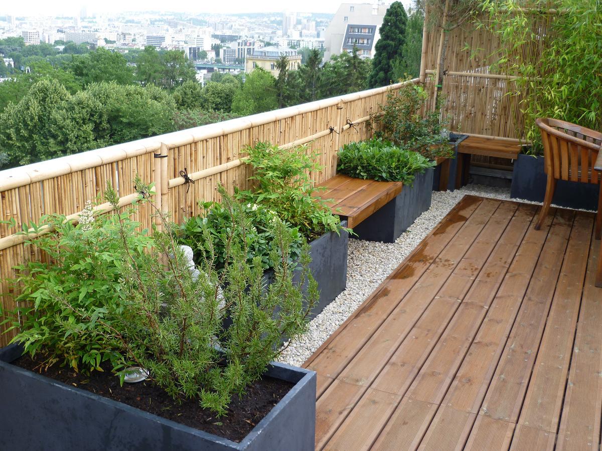 Terrasse jardin – Ma Terrasse