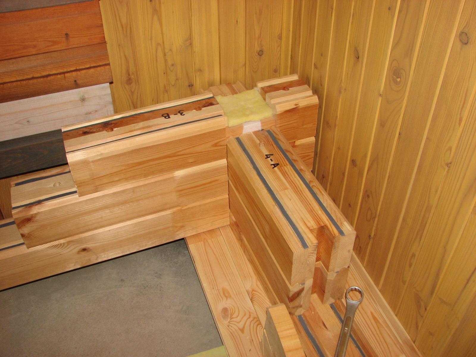 La construction d un abri de jardin en bois Amexdeco