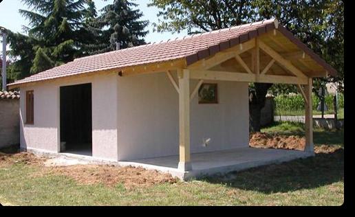 La fabrication de votre garage en béton ou abri de jardin