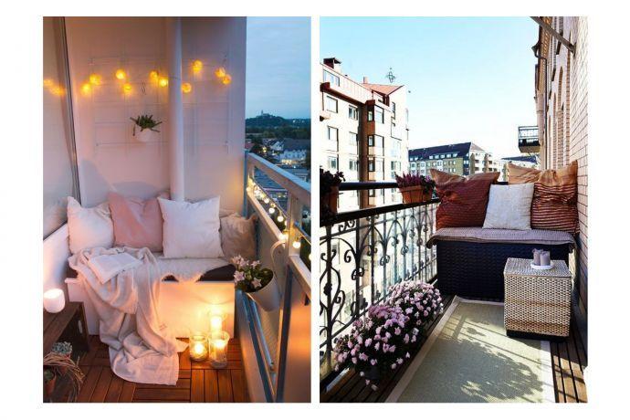 Dix idées pour aménager son balcon ce printemps