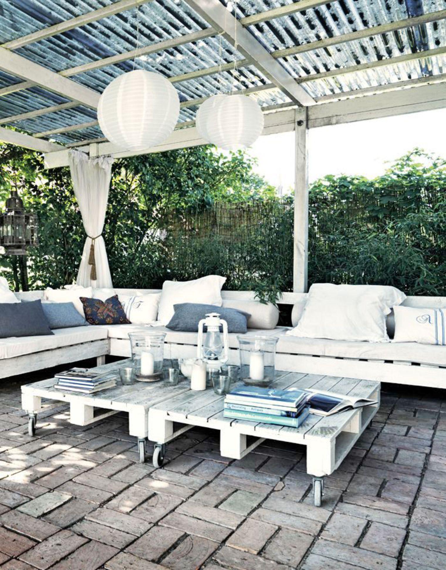 Fabriquer Salon De Jardin Fabriquer Un Salon De Jardin En Palette Collection Avec