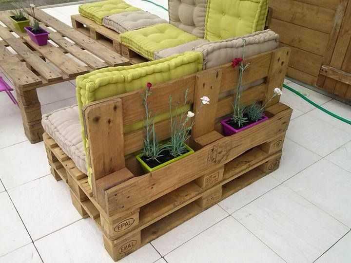Fabriquer Salon De Jardin En Palette Maison Design Apsip
