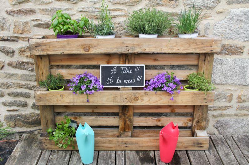 Fabriquer un salon de jardin en palette 30 s et
