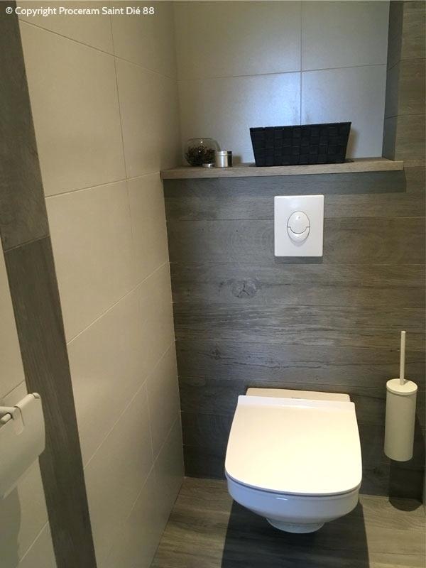 Faience Pour Wc Coffrage Toilette Suspendu Maison Et Chaise Idees Conception Jardin Idees Conception Jardin