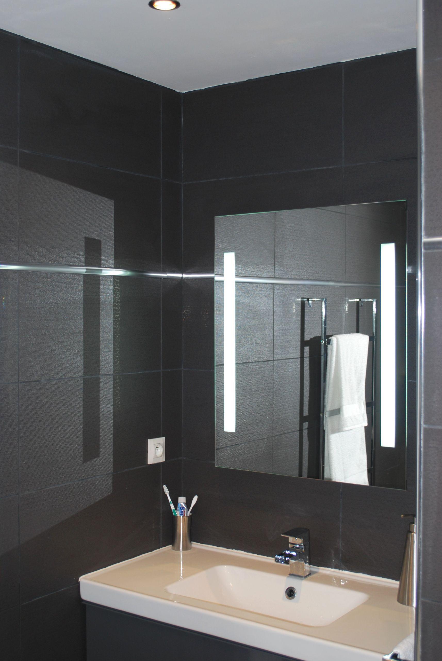 Photo De Salle De Bain Noir Et Blanc faience salle de bain moderne faience salle de bain moderne