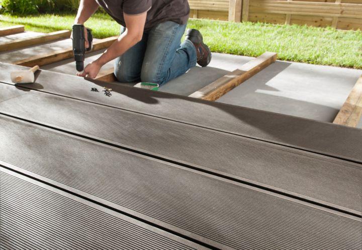 ment poser une terrasse en bois