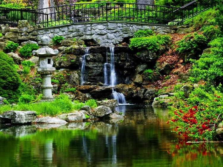 Faire Un Jardin Zen Schème