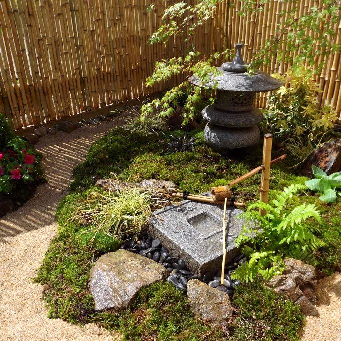 Faire un jardin zen pas cher fontaine de jardin pas cher - Bordure de jardin en pierre pas cher ...