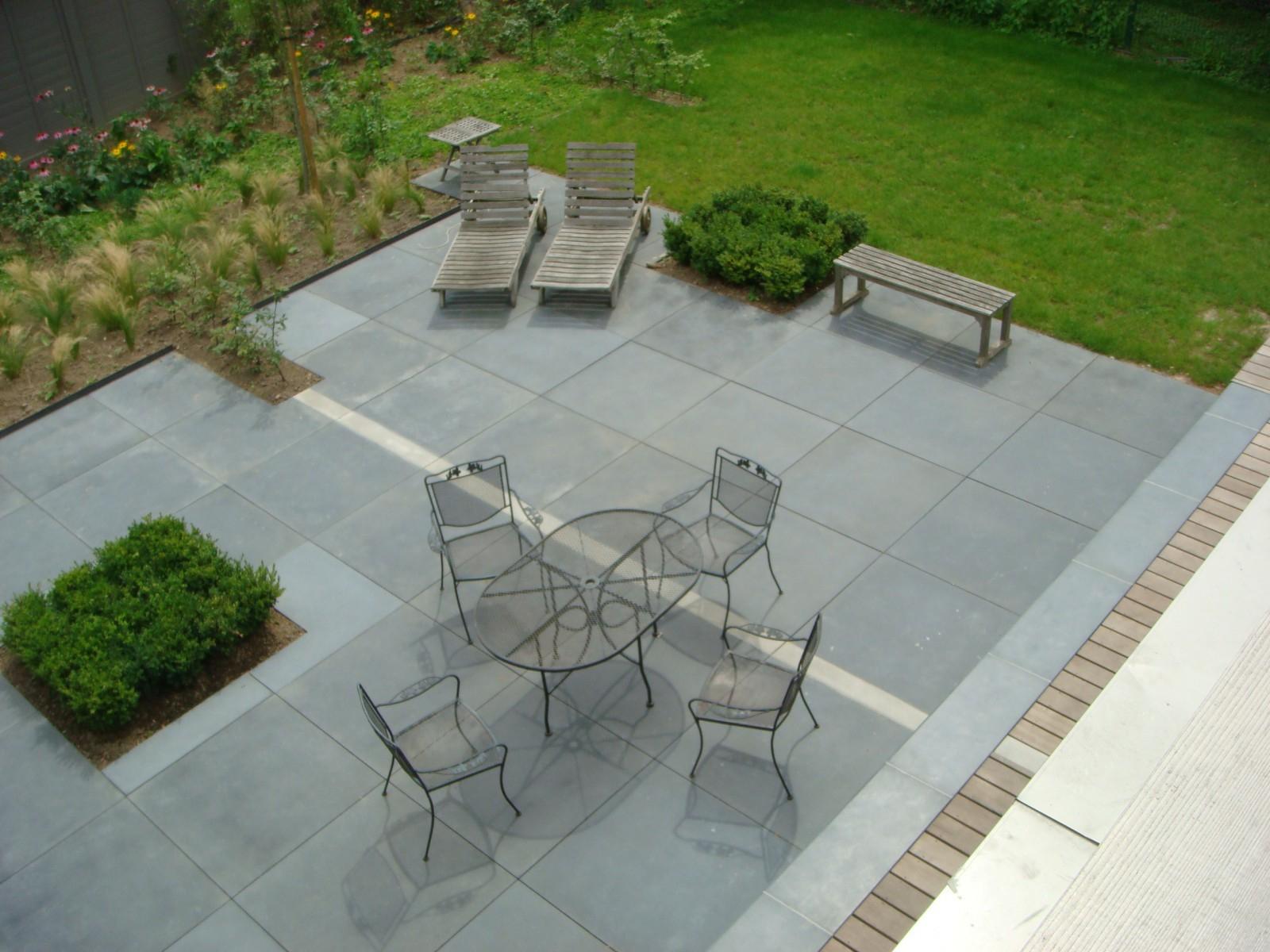 Faire Une Terrasse En Beton Cire Peinture Pour Dalle Frais