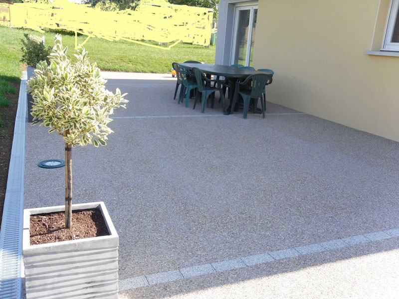 ment faire une terrasse en béton Ideal decor