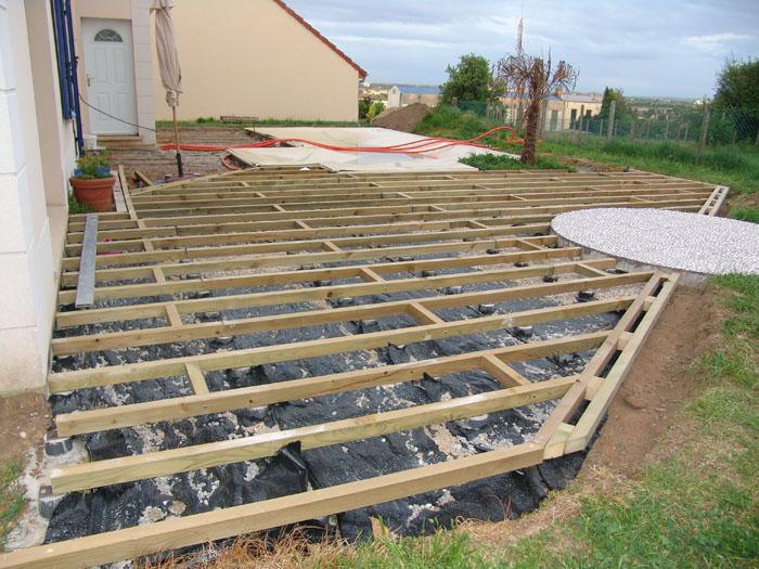 Faire terrasse sur terre veranda styledevie
