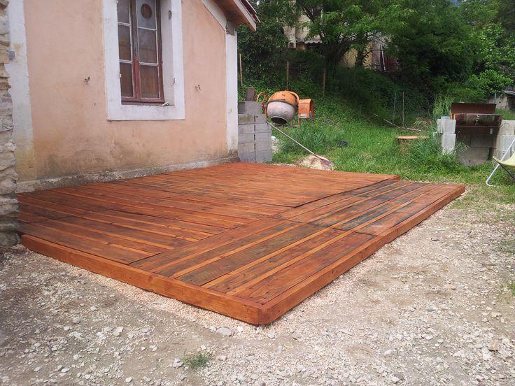 Guide pour faire une terrasse en palette – Conseils et