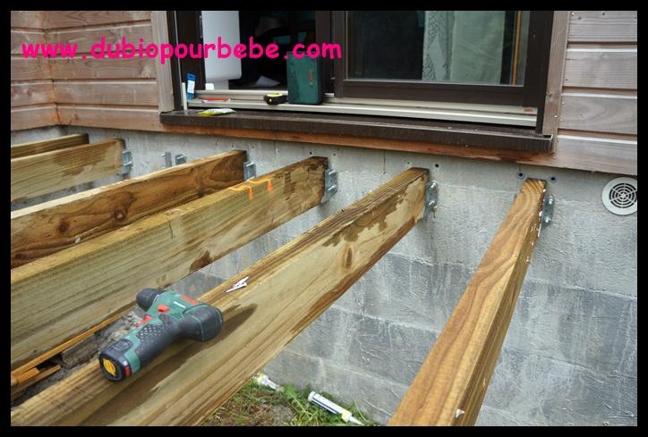 Ma jolie terrasse en bois