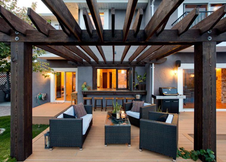 ment faire une terrasse en bois sur un petite espace