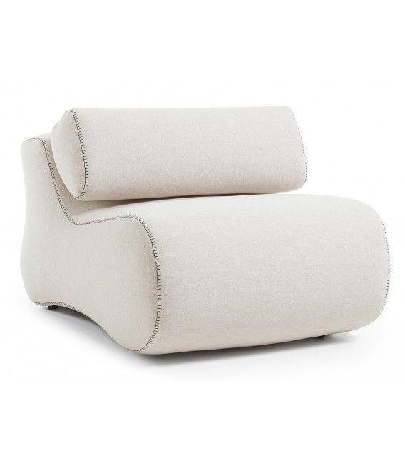 Conception modulaire de moderne fauteuil CLUB