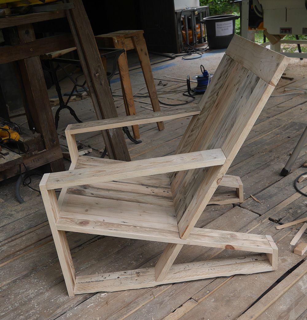 Patio En Bois De Palette fauteuil en bois de palette double fauteuil palettes